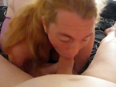 me sucking step father in law wang during one