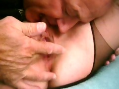youthful hottie drilled by aged lad - inferno