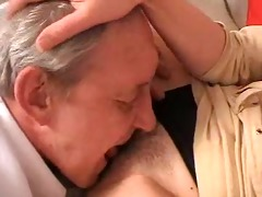 old man fucks his grandsons girlfriend