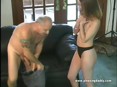 small titted dark brown chase suck old ramrod